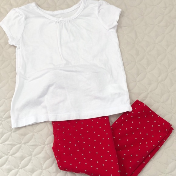 Matching set the children's place size 18-24m